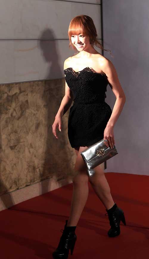 Victorria dễ thương với giày boot nữ cổ ngắn